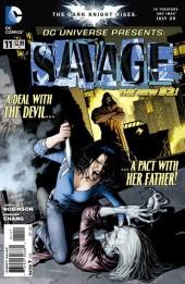 DC Universe Presents (2011) -11- Savage, Part Three