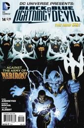 DC Universe Presents (2011) -14- Grave Matters