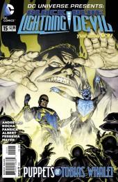 DC Universe Presents (2011) -15- Under You Skin