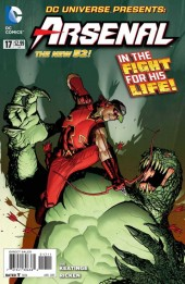 DC Universe Presents (2011) -17- Roy's Night Out