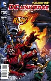 DC Universe Presents (2011) -19- Living History
