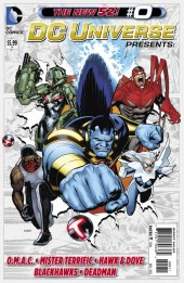 DC Universe Presents (2011) -0- Issue 0