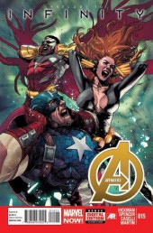 Avengers Vol.5 (Marvel comics - 2013) -15- Sent and received