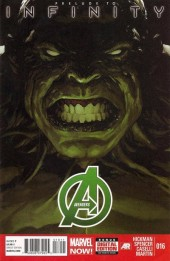 Avengers Vol.5 (Marvel comics - 2013) -16- To the end