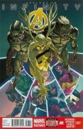 Avengers Vol.5 (Marvel comics - 2013) -17- To the light
