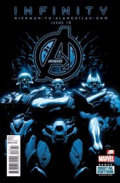 Avengers Vol.5 (Marvel comics - 2013) -18- Avengers Universe 1