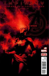 Avengers Vol.5 (Marvel comics - 2013) -19- Building Towards Collapse