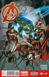 Avengers Vol.5 (Marvel comics - 2013) -25- Carve a Hole...Climb Inside