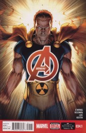 Avengers Vol.5 (Marvel comics - 2013) -341- The World in His Hands