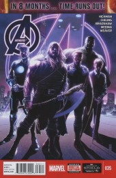 Avengers Vol.5 (Marvel comics - 2013) -35- The Three Avengers