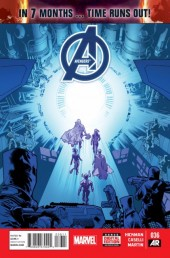 Avengers Vol.5 (Marvel comics - 2013) -36- Universal Avengers