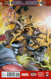 Avengers Vol.5 (Marvel comics - 2013) -39- You Can't Win: Part I