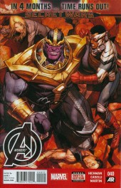Avengers Vol.5 (Marvel comics - 2013) -40- We Three Kings
