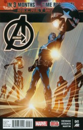 Avengers Vol.5 (Marvel comics - 2013) -41- Over There