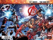 Avengers Vol.5 (Marvel comics - 2013) -44- One Was Life. One Was Death.