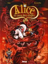 Alice au pays des singes -3- Livre III