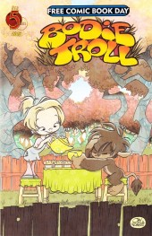 Free Comic Book Day 2015 - Bodie Troll