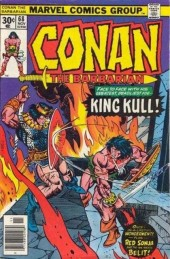 Conan the Barbarian Vol 1 (Marvel - 1970) -68- Of once and future kings!