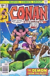 Conan the Barbarian Vol 1 (Marvel - 1970) -69- The demon out of the deep!