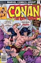 Conan the Barbarian Vol 1 (Marvel - 1970) -70- The city in the storm!