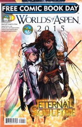Worlds of Aspen (2006) (Free Comic Book Day) -FCBD 2015- Worlds of Aspen 2015