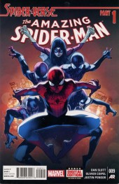 Amazing Spider-Man (The) (2014) -9- Spider-Verse Part One