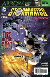 Stormwatch (2011) -17- The Men Who Fell to Earth