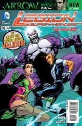 Legion of Super-Heroes (2011) -16- Choose Wisely