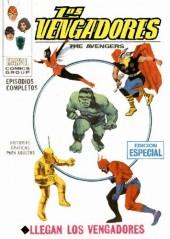 Vengadores (Vol.1) (Los) -1- Llegan Los Vengadores