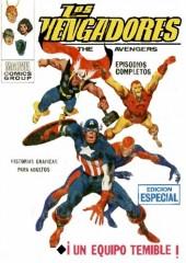 Vengadores (Vol.1) (Los) -2- ¡Un equipo temible!