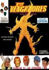 Vengadores (Vol.1) (Los) -3- La Invasión de los Hombres de Lava