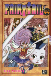 Fairy Tail -44- Tome 44