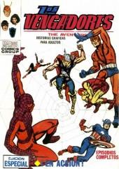 Vengadores (Vol.1) (Los) -5- ¡En acción!