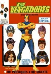 Vengadores (Vol.1) (Los) -13- No Provoques a un Gigante