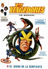 Vengadores (Vol.1) (Los) -14- El Signo de la Serpiente