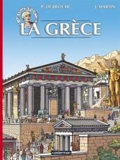 Alix (Les Voyages d') -INT- La Grèce
