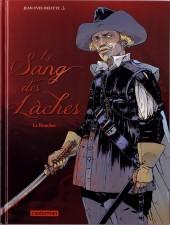 Le sang des Lâches -2- Le Boucher