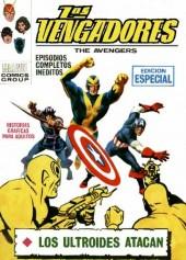 Vengadores (Vol.1) (Los) -16- Los Ultroides Atacan