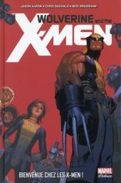 Wolverine and the X-Men -1- Bienvenue chez les X-Men !