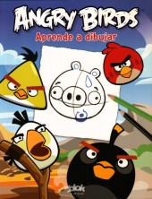 Angry Birds - El cómic -HS- Aprende a dibujar