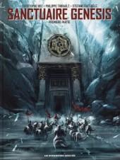 Sanctuaire Genesis -1- Première partie