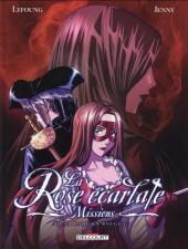 La rose écarlate - Missions -3- La Dame en rouge 1/2