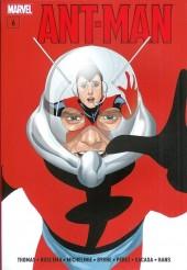 Marvel (Moustique) -6- Ant-Man : Les aventures de l'homme-fourmi