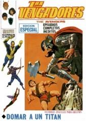 Vengadores (Vol.1) (Los) -22- Domar a un Titán