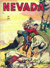 Nevada (LUG) -REC44- Album N°44 (du n°307 au n°310)