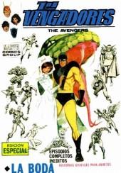 Vengadores (Vol.1) (Los) -27- La Boda