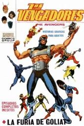 Vengadores (Vol.1) (Los) -29- La Furia de Goliat