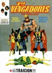 Vengadores (Vol.1) (Los) -30- ¡¡Traición!!