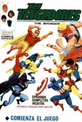 Vengadores (Vol.1) (Los) -31- Comienza el Juego