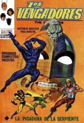 Vengadores (Vol.1) (Los) -33- La Picadura de la Serpiente